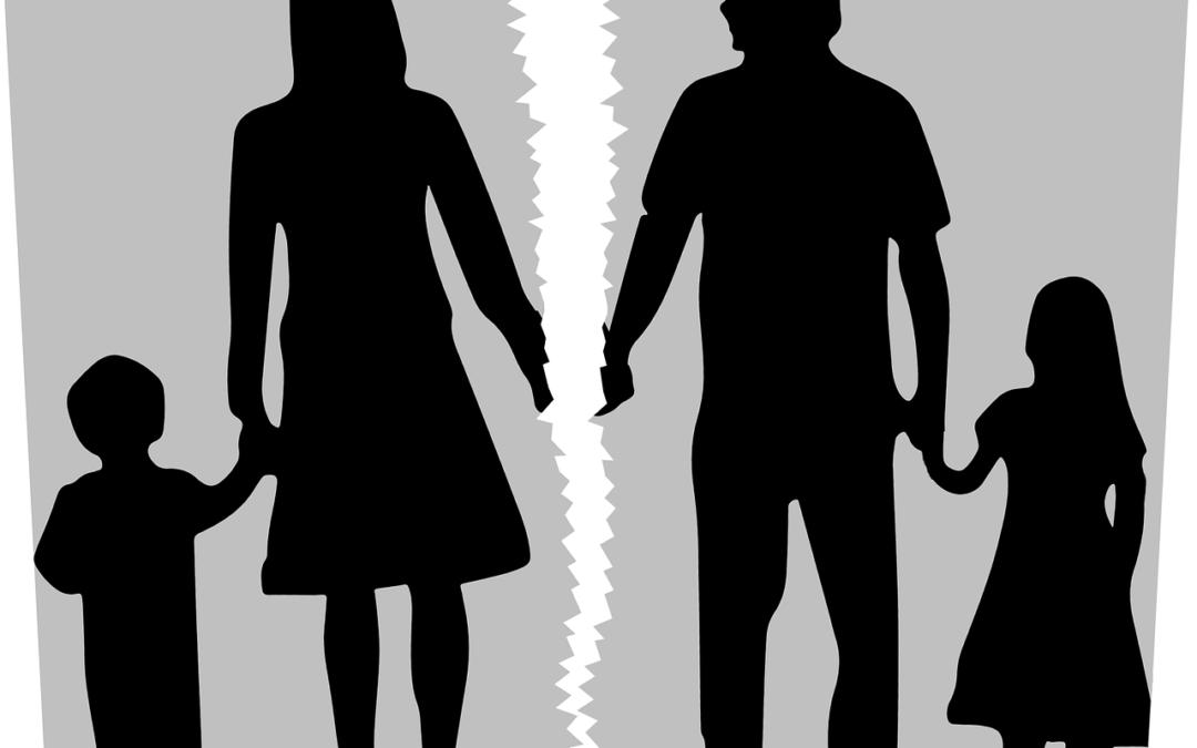 Hjælp dine børn godt igennem en skilsmisse