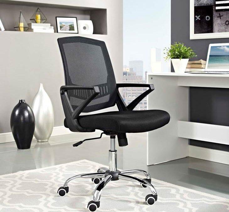 Derfor er det vigtigt med en god kontorstol på arbejdspladsen