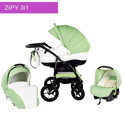 Find en barnevogn, der passer lige til dig og din baby